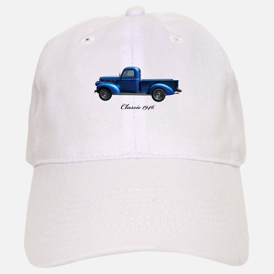 1946 Vintage Pickup Truck Cap