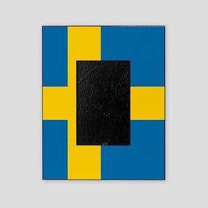 Flag: Sweden Picture Frame