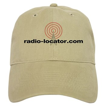 Radio-Locator Baseball Cap