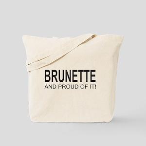 The Brunette Tote Bag