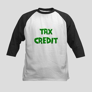 Tax Credit Kids Baseball Jersey