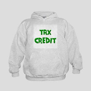Tax Credit Kids Hoodie