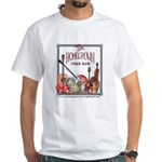 Homegrown String Band White T-Shirt