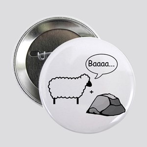 "Barack Sheep and Rock 2.25"" Button"