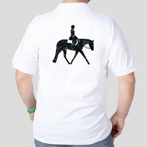 Hunter Floral Golf Shirt