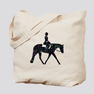 Hunter Floral Tote Bag