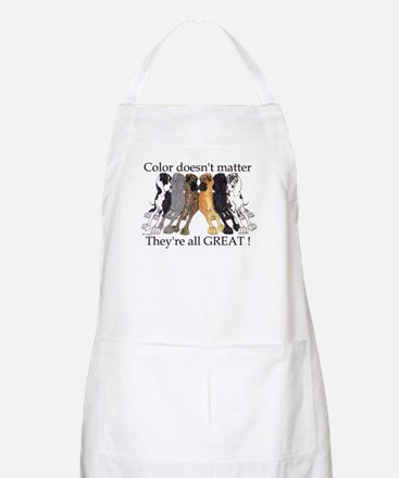 N6 Color Doesn't Matter BBQ Apron
