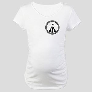 Druid Symbol Maternity T-Shirt