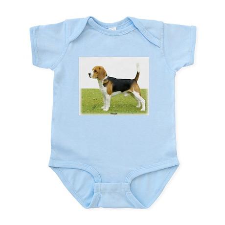Beagle 9J27D-02 Infant Bodysuit