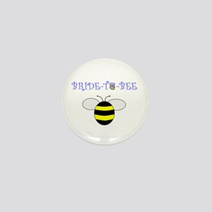 BRIDE-TO-BEE Mini Button