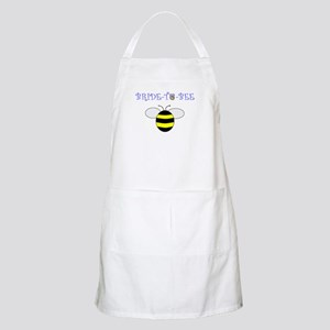 BRIDE-TO-BEE BBQ Apron