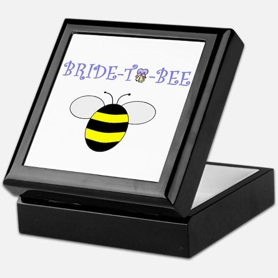 BRIDE-TO-BEE Keepsake Box