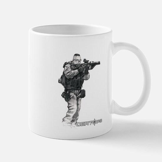 certops poster copy Mugs