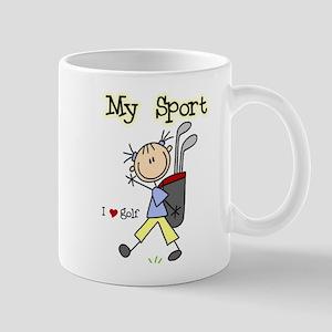 Golf My Sport Mug