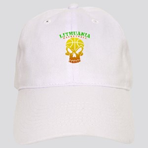 52126939c74 Lithuanian Basketball Hats - CafePress
