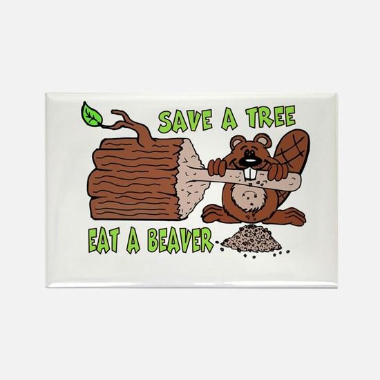 save a tree Magnets