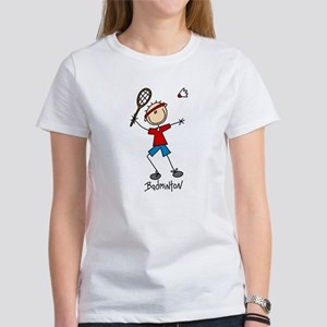 Badminton Women's T-Shirt