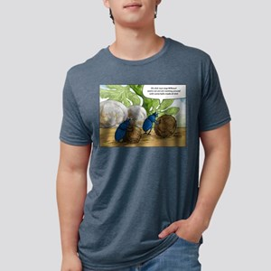 dung beetles cartoon T-Shirt
