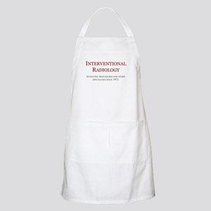 Interventional Radiology BBQ Apron