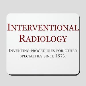 Interventional Radiology Mousepad