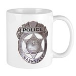 Nashville Police Mug