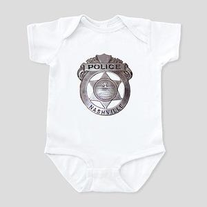 Nashville Police Infant Bodysuit