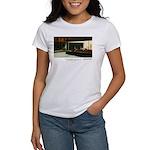 Nightpenguins is back! Women's T-Shirt