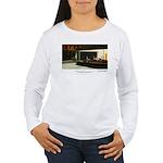 Nightpenguins is back! Women's Long Sleeve T-Shirt