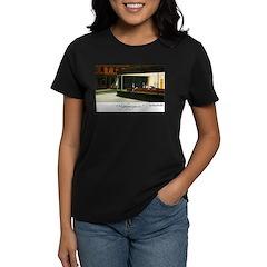 Nightpenguins is back! Women's Dark T-Shirt