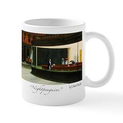 Nightpenguins is back! Mug