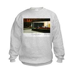 Nightpenguins is back! Sweatshirt