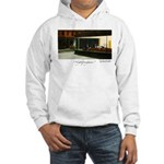 Nightpenguins is back! Hooded Sweatshirt