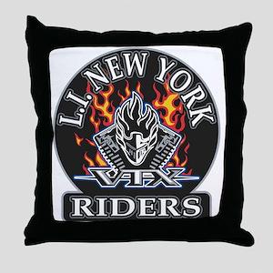 VTX Throw Pillow