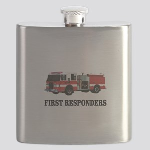 first responders Flask