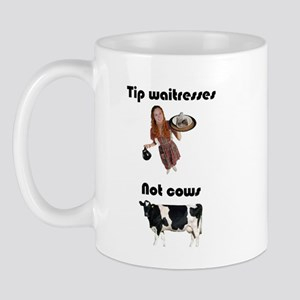 Tip Waitresses Mug
