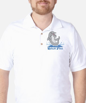 Splash Time Golf Shirt