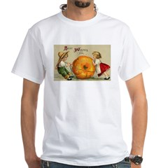 Good Thanksgiving White T-Shirt