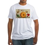 Good Thanksgiving Fitted T-Shirt