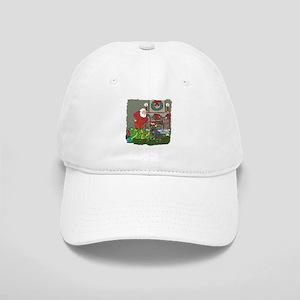 Santa's Helper Rottweiler Cap