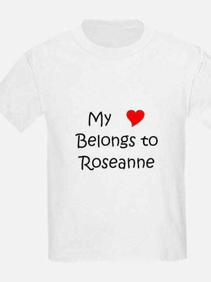 Unique Roseanne T-Shirt