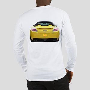 SKY-FRONT & REAR Long Sleeve T-Shirt
