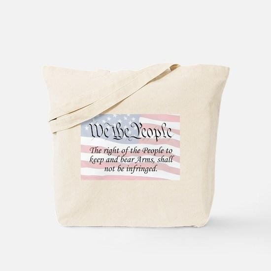 2nd / WTP / Flag Tote Bag