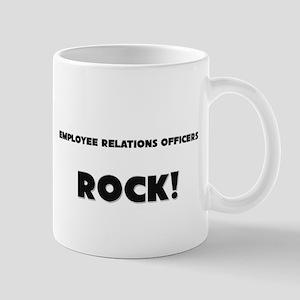 Employee Relations Officers ROCK Mug