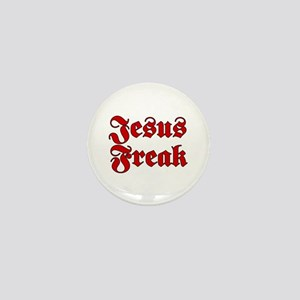 Jesus Freak Christian Mini Button