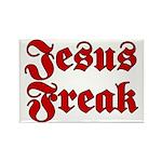 Jesus Freak Christian Rectangle Magnet