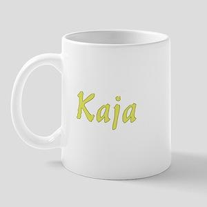 Kaja in Gold - Mug