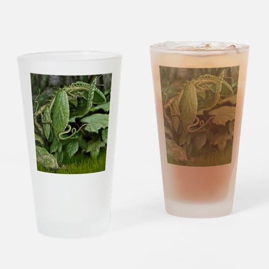 Fantasy Dragon Drinking Glass
