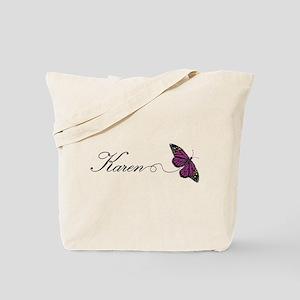 Karen Tote Bag