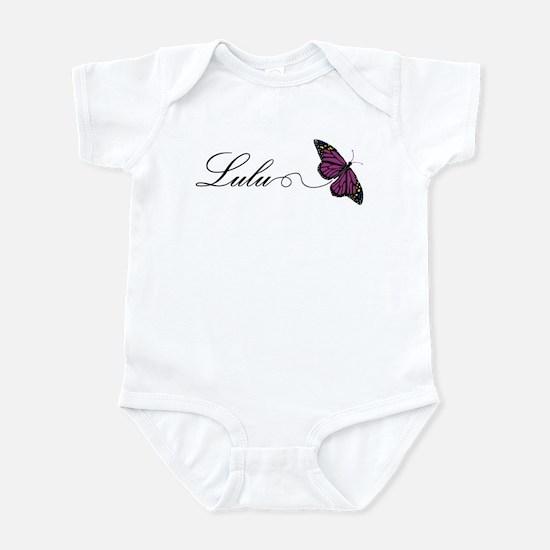 Lulu Infant Bodysuit