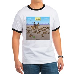 The Great Wiener Dog Trail Drive T